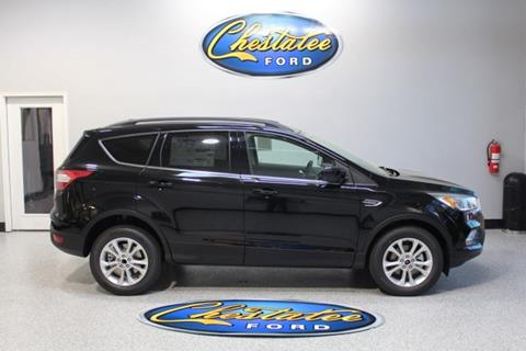 2018 Ford Escape for sale in Dahlonega, GA