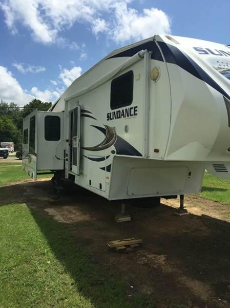 2011 Sundance 3300QS  - Marshall TX