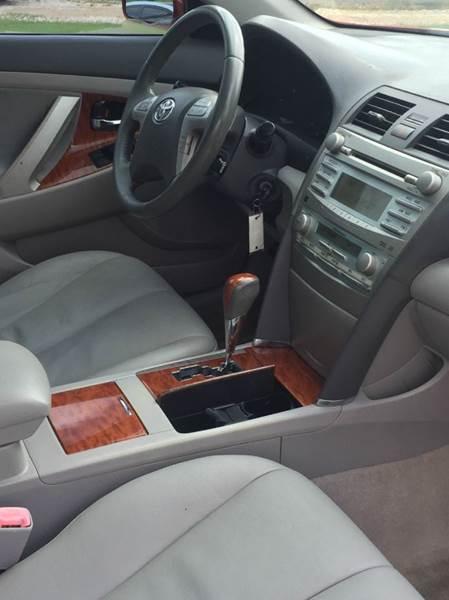 2008 Toyota Camry XLE 4dr Sedan 5A - Marshall TX
