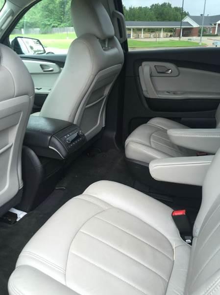 2011 Chevrolet Traverse AWD LTZ 4dr SUV - Marshall TX