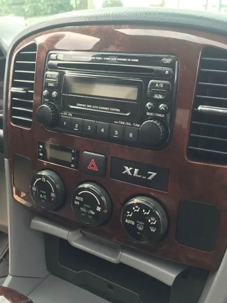 2003 Suzuki XL7 Limited 4WD 4dr SUV - Marshall TX