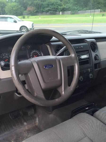 2010 Ford F-150 XL 4x2 4dr SuperCab Styleside 6.5 ft. SB - Marshall TX
