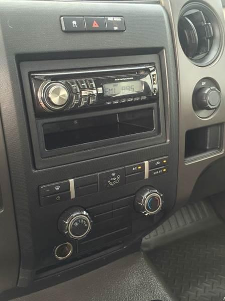 2010 Ford F-150 4x2 XL 4dr SuperCab Styleside 6.5 ft. SB - Marshall TX