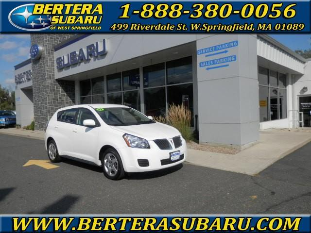 2009 Pontiac Vibe for sale in West Springfield MA
