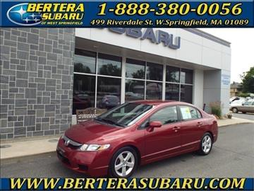 2009 Honda Civic for sale in West Springfield, MA
