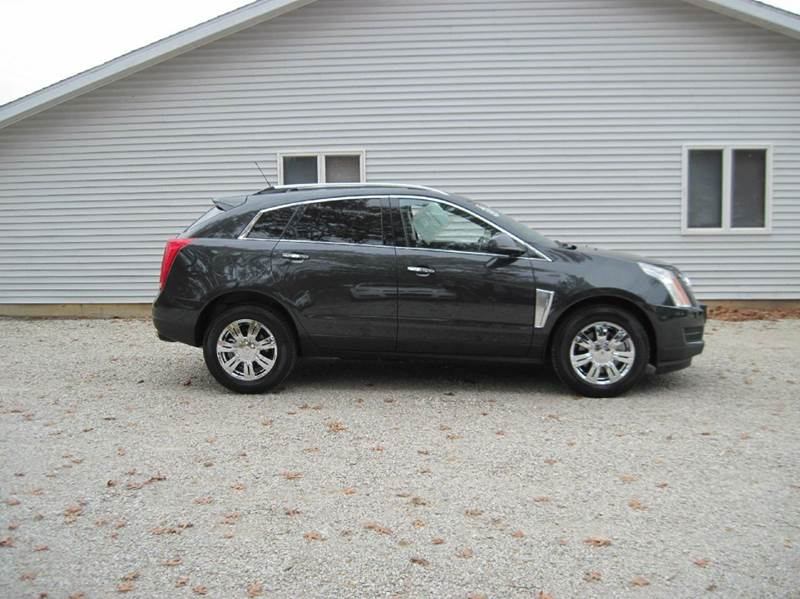 2015 cadillac srx luxury collection 4dr suv in shelbyville for Grabb motors shelbyville il