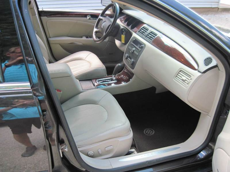 2009 buick lucerne cxl special edition 4dr sedan in for Grabb motors shelbyville il