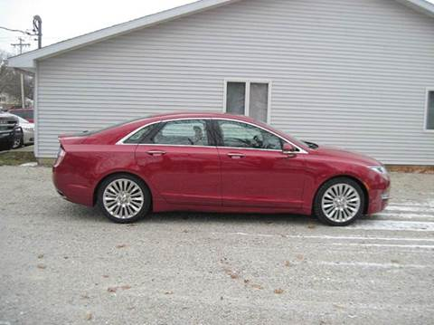 Used 2015 lincoln mkz for sale for Grabb motors shelbyville il