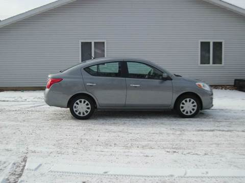 2012 Nissan Versa for sale in Shelbyville, IL