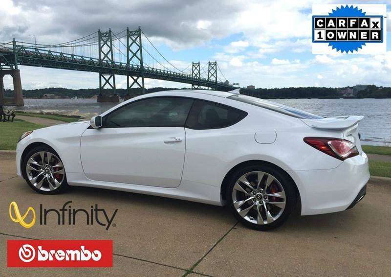 2015 hyundai genesis coupe 3 8 ultimate 2dr coupe in bettendorf ia premier picks auto sales. Black Bedroom Furniture Sets. Home Design Ideas