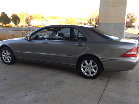 Mercedes benz s class for sale iowa for Low cost mercedes benz