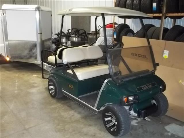 2006 CLUB CAR DS