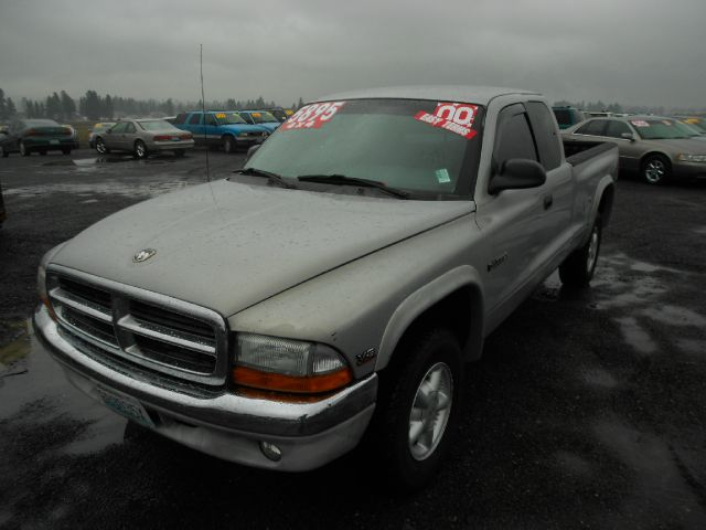 2000 DODGE DAKOTA CLUB CAB 4WD grey we take trade-ins of all shapes and sizes paid for or not we