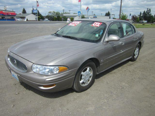2001 BUICK LESABRE CUSTOM 4DR SEDAN tan we take trade-ins of all shapes and sizes paid for or not
