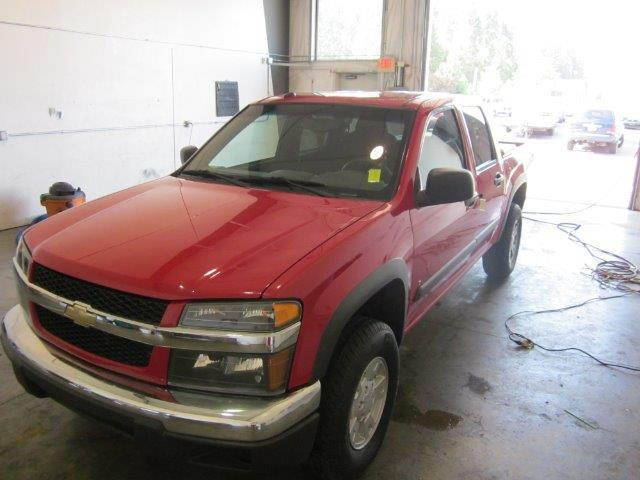 2008 CHEVROLET COLORADO LT 4X4 PICKUP CREW CAB 4DR