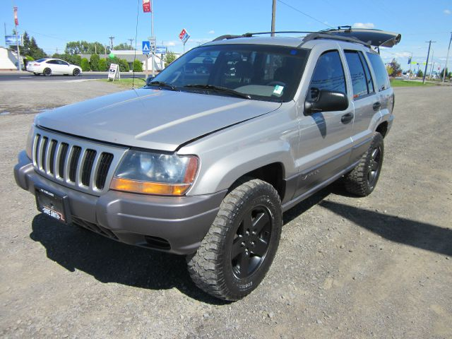 2001 JEEP GRAND CHEROKEE LAREDO 4WD 4DR SUV pewter we take trade-ins of all shapes and sizes paid