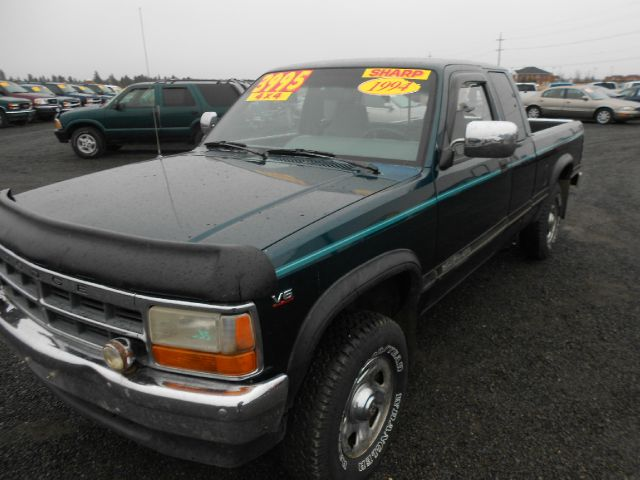 1994 DODGE DAKOTA CLUB CAB 65-FT BED 4WD green we take trade-ins of all shapes and sizes paid f