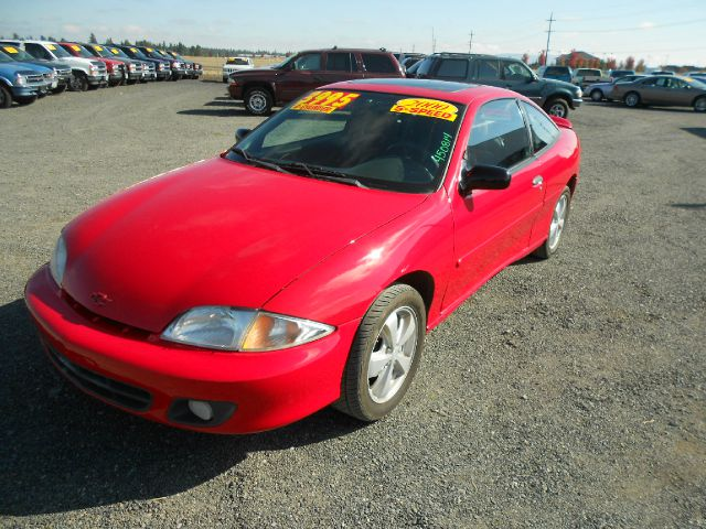 2000 CHEVROLET CAVALIER Z24 COUPE red we take trade-ins of all shapes and sizes paid for or not