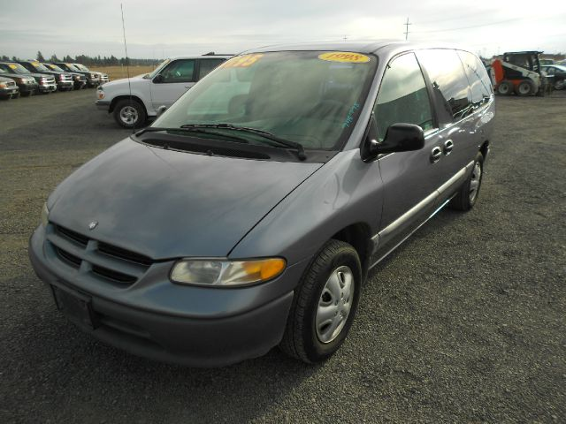 1998 DODGE GRAND CARAVAN SE AWD purple we take trade-ins of all shapes and sizes paid for or not