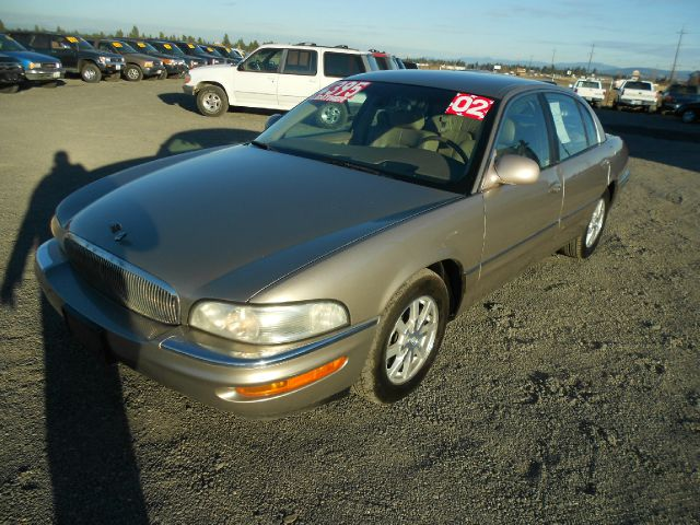 2002 BUICK PARK AVENUE SEDAN gold we take trade-ins of all shapes and sizes paid for or not we f