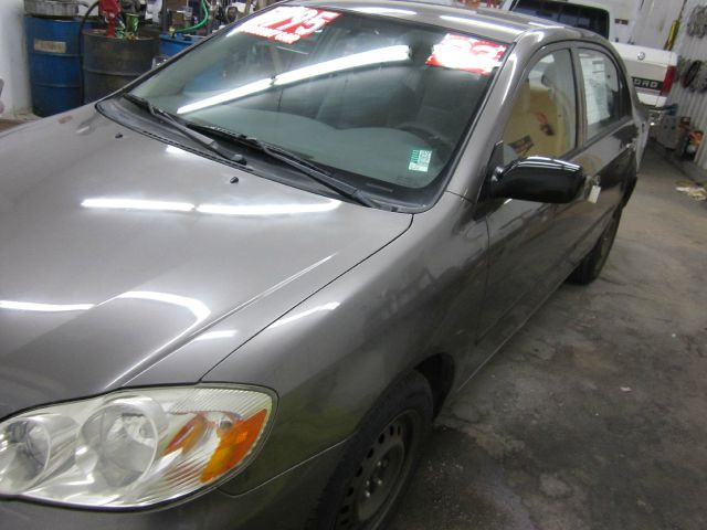 2003 TOYOTA COROLLA CE gray we take trade-ins of all shapes and sizes paid for or not we finance