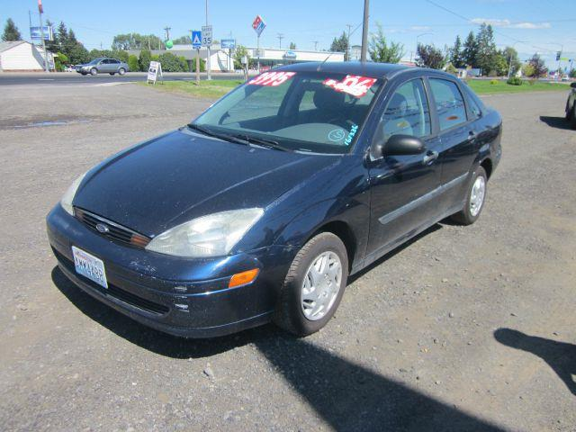 2004 FORD FOCUS LX 4DR SEDAN 2004 we take trade-ins of all shapes and sizes paid for or not we f
