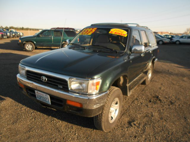 1994 TOYOTA 4RUNNER SR5 V6 4WD green we take trade-ins of all shapes and sizes paid for or not w