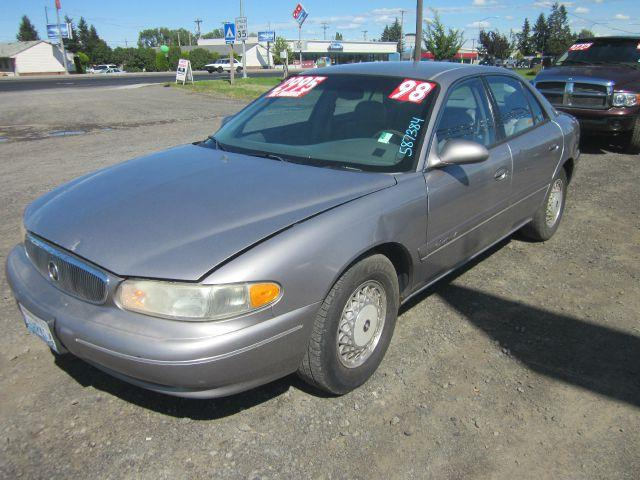 1998 BUICK CENTURY LIMITED 4DR SEDAN 1998 we take trade-ins of all shapes and sizes paid for or n