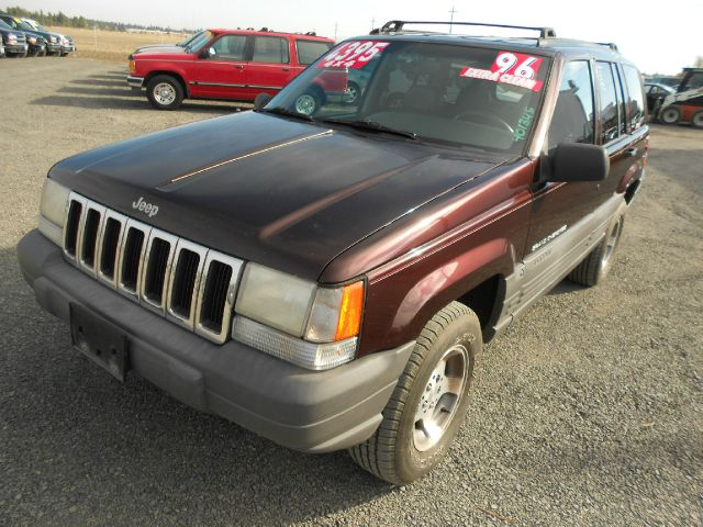 1996 JEEP GRAND CHEROKEE LAREDO 4WD purple we take trade-ins of all shapes and sizes paid for or