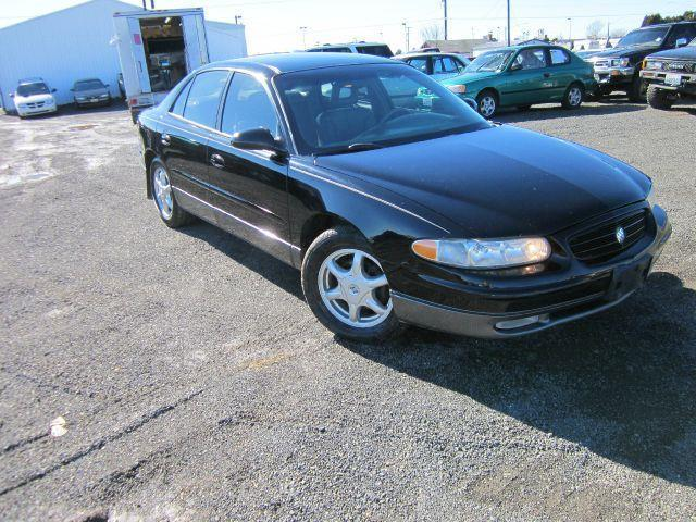 2000 BUICK REGAL GS 4DR SUPERCHARGED SEDAN black we take trade-ins of all shapes and sizes paid f