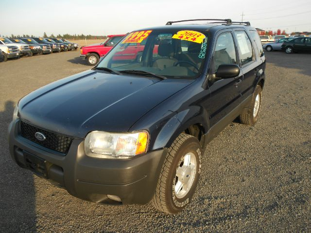 2003 FORD ESCAPE XLS POPULAR 4WD blue we take trade-ins of all shapes and sizes paid for or not