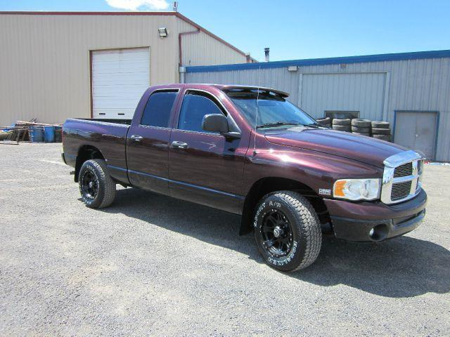 2004 DODGE RAM PICKUP 1500 SLT 4DR QUAD CAB 4WD SB 2004 we take trade-ins of all shapes and sizes