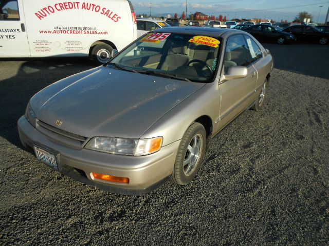 1995 HONDA ACCORD EX COUPE gold we take trade-ins of all shapes and sizes paid for or not we fin
