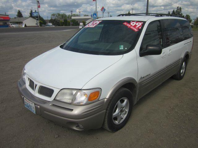 1999 PONTIAC MONTANA BASE 4DR STD PASSENGER VAN EXTEN white we take trade-ins of all shapes and si