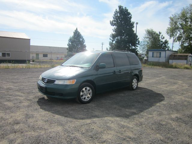 2002 HONDA ODYSSEY EX-L 4DR MINIVAN WLEATHER 356 green we take trade-ins of all shapes and size