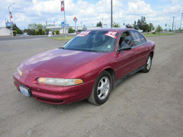 1999 OLDSMOBILE INTRIGUE GX 4DR SEDAN maroon we take trade-ins of all shapes and sizes paid for o