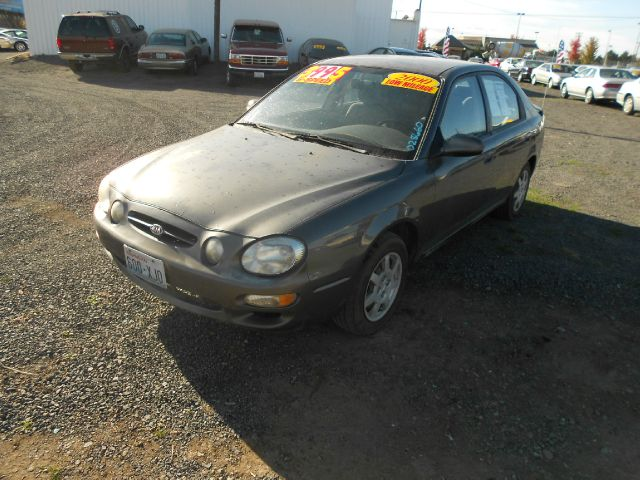 2001 KIA SPECTRA GS grey we take trade-ins of all shapes and sizes paid for or not we finance w