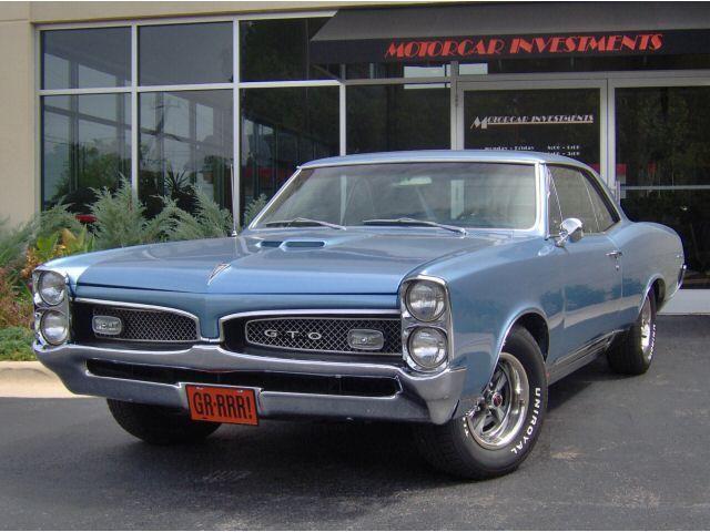 1967 Gto For Sale Craigslist Autos Post