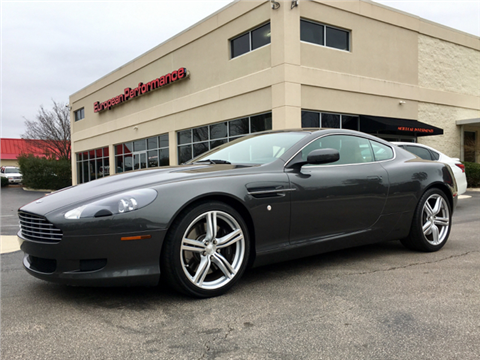 2009 Aston Martin DB9 for sale in Raleigh, NC
