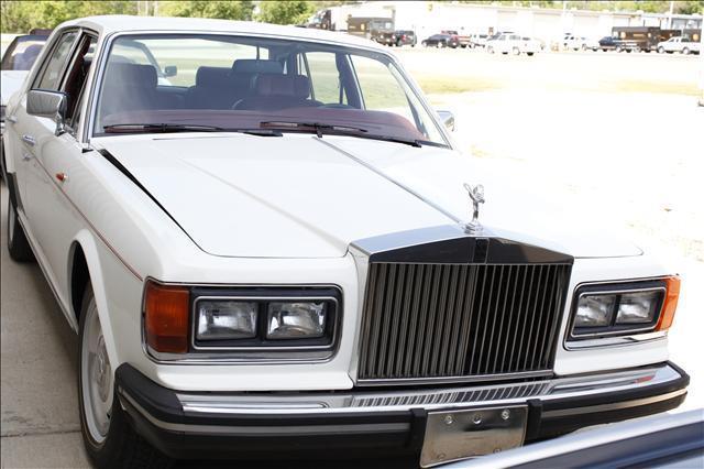 1982 Rolls-Royce Silver Spirit  - Poplar Bluff MO