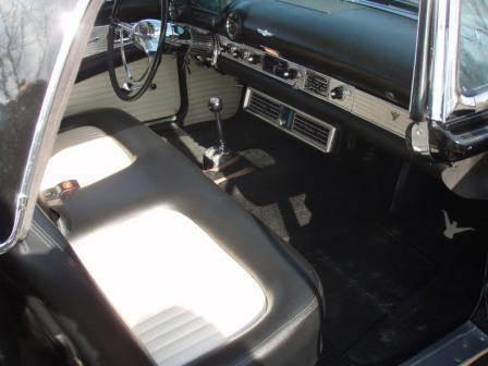 1955 Ford Thunderbird  - Poplar Bluff MO