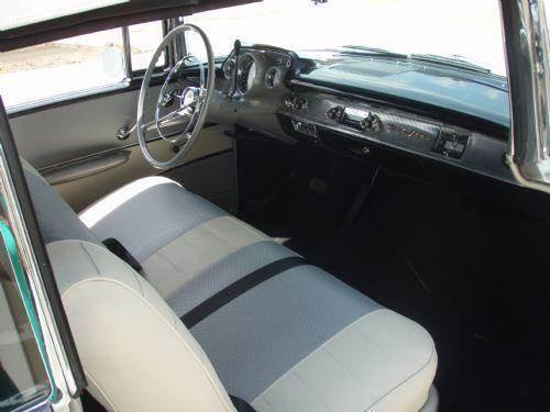 1957 Chevrolet Bel Air CONVERTIBLE - Poplar Bluff MO