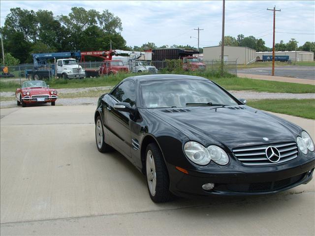 2004 Mercedes-Benz SL-Class  - Poplar Bluff MO