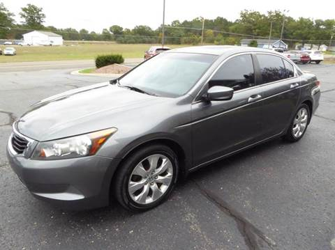 2008 Honda Accord for sale in Whitehall, MI