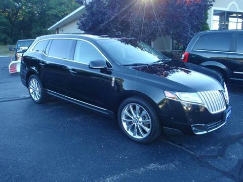 2011 lincoln mkt for sale for Pohanka mercedes benz of salisbury