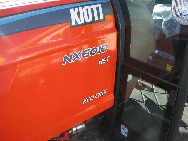 2015 Kioti NX 4510 SERIES