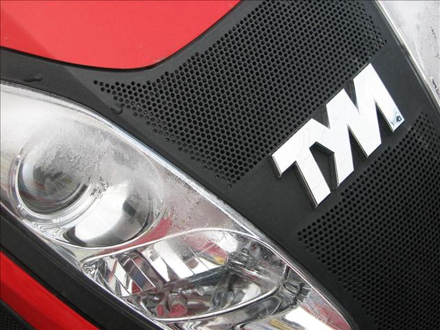 2014 T Y M T503 50HP HYDROSTAT TRACTOR