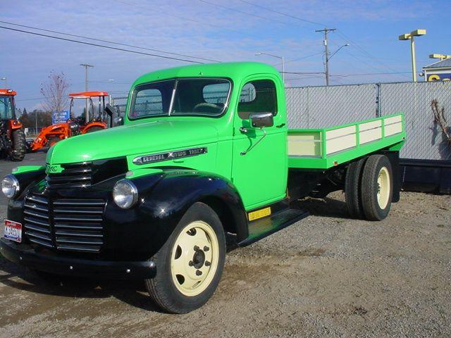 1946 GMC 1 ton