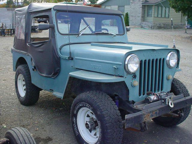 1953 Jeep 4X4
