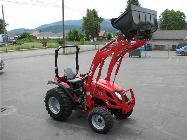 2014 T Y M T353 35 HP HYDROSTAT